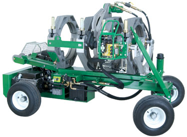 McElroy 618 Rolling equipment