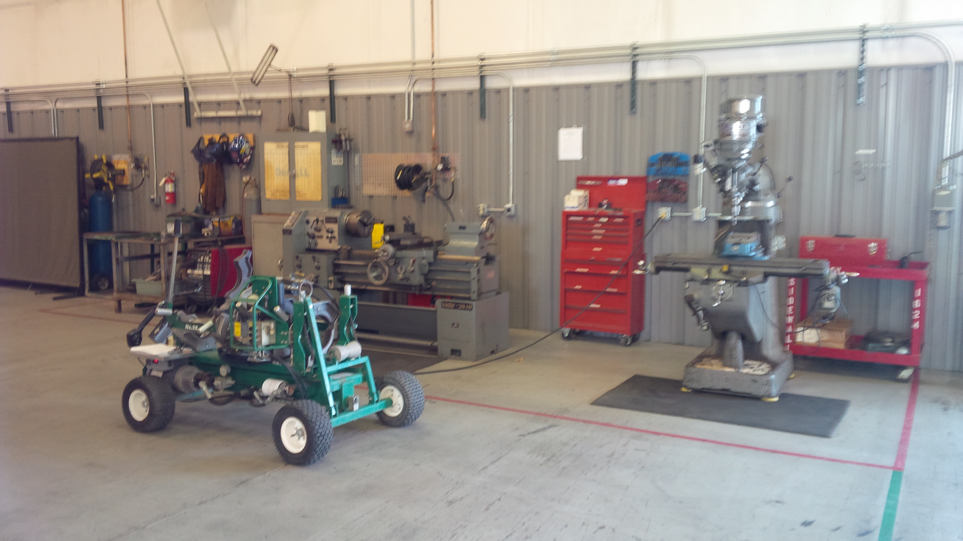 Fusion Equipment Workshop